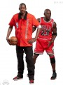 Enterbay - 1/6 Scale Real Masterpiece - NBA Collection Michael Jordan Action Figure ( Final Edition )