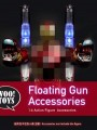 Woo Toys - WO005DX - 1/6 Scale Floating Gun Accessories Pack
