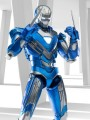 Comicave Studio - Omni Class 1/12 Scale Diecast Figure - Iron Man Mark 30 Blue Steel