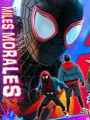 Hot Toys MMS567 - 1/6 Scale Figure - Spiderman Into The Spider Verse - Miles Morales
