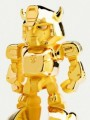 Kids Nation Mini Figure Series - 9cm Bumble Bee ( 24K Gold Plated Limited Edition )