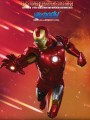 Killerbody - Iron Man 3 - Mark 7 - 1/1 Scale Wearable Props Suit ( Standart Version )