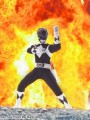Somebody Toys - 1/9 Scale Figure - Black Ranger