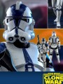 Hot Toys Tms022 - 1/6 Scale Figure - 501st Battalion Clone Trooper