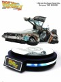 Kids Logic - 1/20 Scale - Back To The Future Parts 2 - Delorean Time Machine ( Magnetoc Levitating Version )