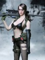Mr Toys - 1/6 Scale - Silent Sexy Sniper Accessories Pack B