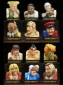 Embrace Japan - Trading Figure - Street Fighter II - Makegao Collection Vol.1 ( Set of 12 )