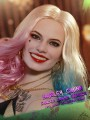 Hot Toys - MMS439 - Suicide Squad - 1/6 Scale Figure Harley Quinn ( Dancer Dress Version )