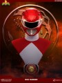 Pop Culture Shock - PCS089 Mighty Morphin' Power Rangers Classiic - Red Ranger Lifesize Bust