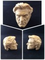 DF Collectibles - Wolverine Head Sclupt - UnPainted