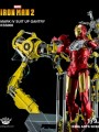 King Arts - Scene Series KSS008 - Iron Man 2 - 1/9th Scale Mark IV Suit Up Gantry