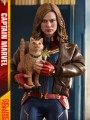 Hot Toys MMS522 - 1/6 Scale Figure - Captain Marvel ( Deluxe Version )