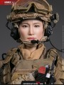 "Dam Toys - DMS015 - 1/6 Scale Figure - PLA Navy Marine Corps ""Jiao Long"" Special Operations Brigade Gunner Tong Li"