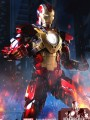 Play Imaginative - 1/4 Scale Super Alloy - Iron man 3 - Heartbreaker ( Mark XVII )