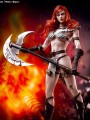 TBLeague - PL2016-93 - 1/6 Scale Figure - Red Sonja : Scars Of The She Devil