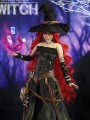 Coomodel - MF004 - 1/6 Scale Figure Monster File series 4 - The Witch Black Sultan
