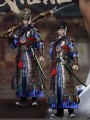 KLG - KLGR020A - 1/6 Scale Figure - Captain Zhao Xin In Ming Dynasty ( Standart Version )