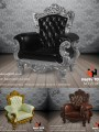 HY Toys - ZH004 - 1/6 Scale Single Sofa ( A/B/C  )