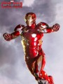 Iron Studio - 1/4 Scale Statue - Iron Man Mark XLVI ( Civil Wars )
