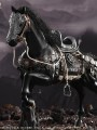 O-Soul Models - OS1521 - 1/6 Scale - War Horse ( Black )