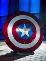King Arts - Movie Props Series MPS023 - Avengers: Age of Ultron - 1/1th Scale Captain America Shield Pedestal Style