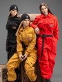 Verycool - VCL1004A/B/C  - 1/6 Scale - Work Wear Set (Red / yellow / Black)