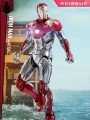 Hot Toys MMS427D19 - 1/6 Scale Figure - Iron Man Mark XLVII ( Reissue )