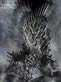 Hero Club - 1/6 Scale Iron Throne  ( Reproduction )