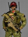 Mission Specific Equipment - Mark Forester CCT Tribute Figure