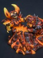 Taurus Studio - Custom Warcraft Chibi series Bathing Ragnaros