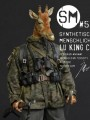Toys City - TC.M1002 - 1/6 Scale Synthetisches Menschliches #5 - Lu King Cheung