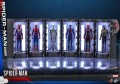 Hot Toys VGMC008 - Spider Man Armory Miniature Collectible Set