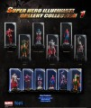 Marvel Collection Galery - Super Hero Illuminate - Collection Set 1