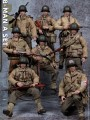 Crazy Figure - LTY001 - 1/12 Scale Figure - WWII U/S Army On D.Day Deluxe Edition Set