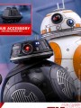 Hot Toys MMS442 - Star Wars The Last Jedi - 1/6 Scale Figure - BB-8 & BB-9E Set