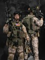 Dam Toys - 78074 - 1/6 Scale Figure - 1st SFOD-D Combat Applications Group Gunner