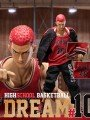 Cag Toys - 1/6 Scale Figure - High School Basket Ball Dream #10 Sakuragi