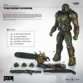 ThreeA - The DOOM Marine - Bambaland Version