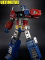 Action Toys - Ultimetal - Optimus Prime ( Battle Damage Version )