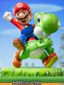 First 4 Figures - Super Mario 19 inch Statue - Mario and Yoshi