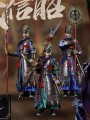 KLG - KLGR020B - 1/6 Scale Figure - Captain Zhao Xin In Ming Dynasty ( Deluxe Version )