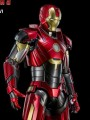 King Arts - Diecast Figure Series DFS017 - Iron Man 3 - 1/9th Scale Iron Man Mark XVI