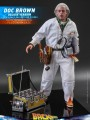 Hot Toys MMS610 - 1/6 Scale Figure - Doc Brown DELUXE VERSION