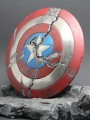 Toys Era - TE022A - 1/6 Scale - Battle Damaged Broken Metal Shield