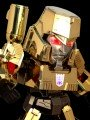 Mecha Nations MN03G - Transformers - Megatron (Gold Edition) (Toy Soul 2014 Exclusive)