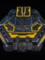 TW Toys - TW1913B - 1/6 Scale Cybertron Scenario Base - YELLOW Version ( Compatible For 1/6 or 1/12 Scale )