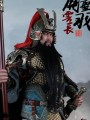 303 Toys - MP009 - 1/6 Scale Figure - Three Kingdom Series - Marquis Guan Yu Yunchang God Of War ( Exclusive Copper Version )