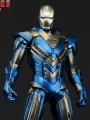 King Arts - Static Figure Series FFS002 - Ironman 3 - 1:9 Scale Mark 30 Blue Steel