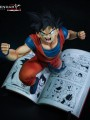 Legendary Collectibles - 1/6 Scale Statue - Songoku Comicbook