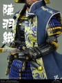 Tit Toys - TT013 - 1/6 Scale Japan Fight Kimono Vest ( Blue Color )